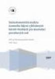 Socioekonomická analýza územního hájení výhledových lokalit vhodných pro akumulaci povrchových vod thumbnail