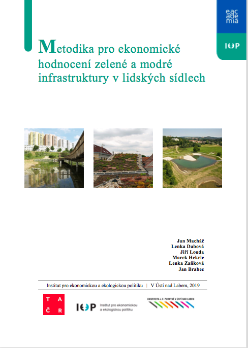 Metodika pro ekonomické hodnocení zelené a modré infrastruktury v lidských sídlech thumbnail