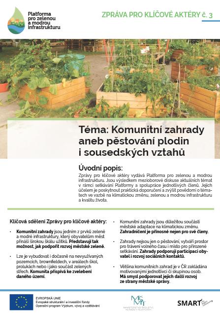 Komunitní zahrady aneb pěstování plodin i sousedských vztahů thumbnail